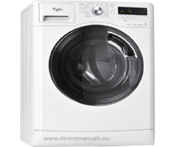 How to use a Whirlpool washing machine with care