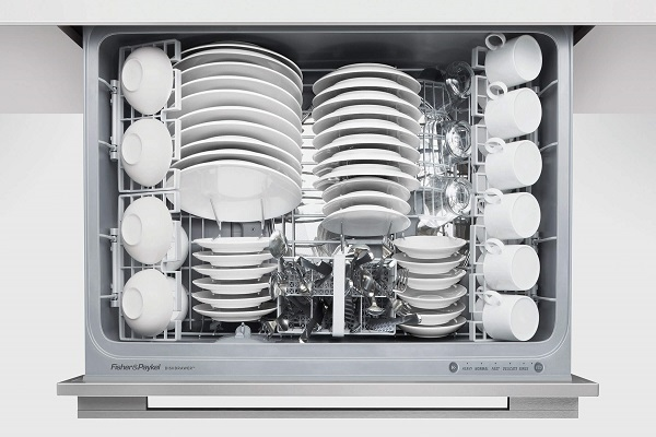 Portable dishwasher vs built in