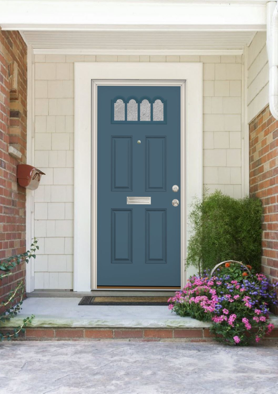 Entry Doors Replace Your Front Door Mr Rogers Windows
