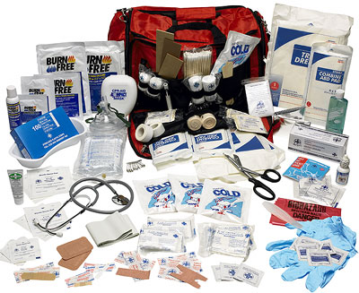 First Aid Kits and a Missed Opportunity