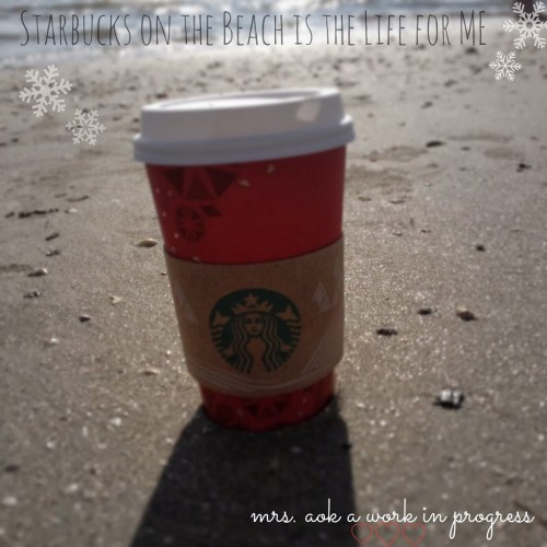StarbucksOnTheBeach