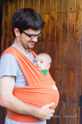 Babywearing Basics 101 by Jellibean Journals