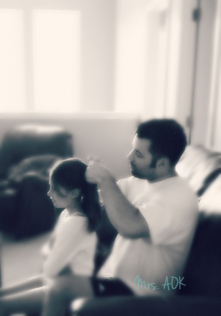 Papa & Daughter