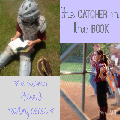 The Catcher in The Book: a tween summer reading series. #BookReviews for #Tweens
