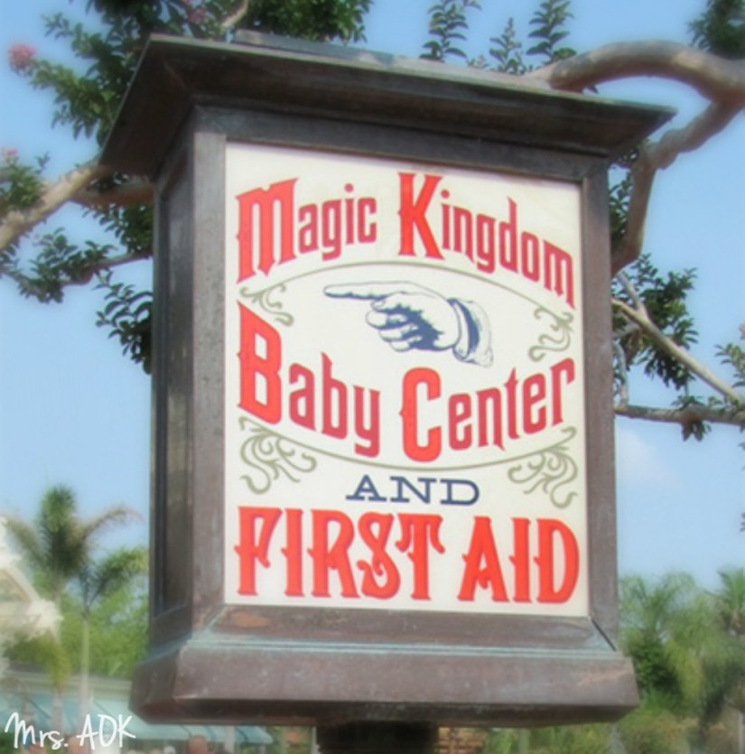 First Aid Magic Kingdom