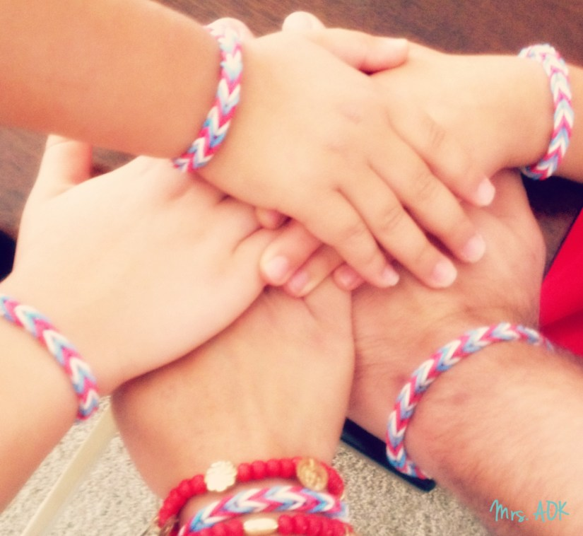 Team USA Rainbow Loom
