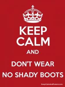 NO SHADE!