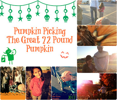PumpkinPickingCollage
