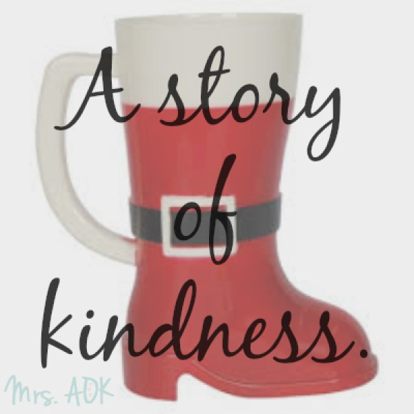 A Story of Kindness Happy Holidays  Christmas Kindness Kindness Matters