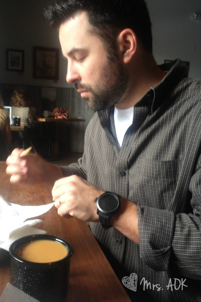 Love Of My Life Hubby & Coffee