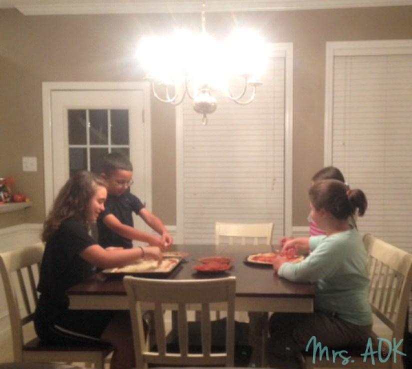 Pizza Making| Mrs. AOK, A WORK IN PROGRESS
