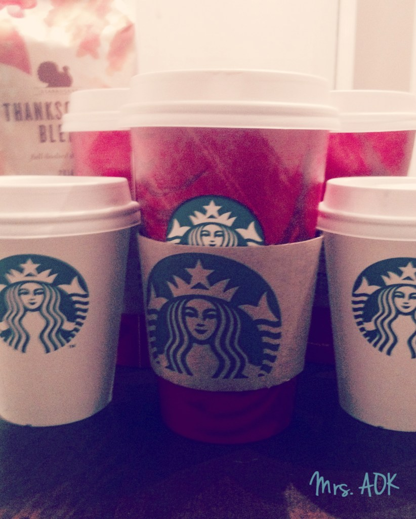 Starbucks|The family that Starbucks together