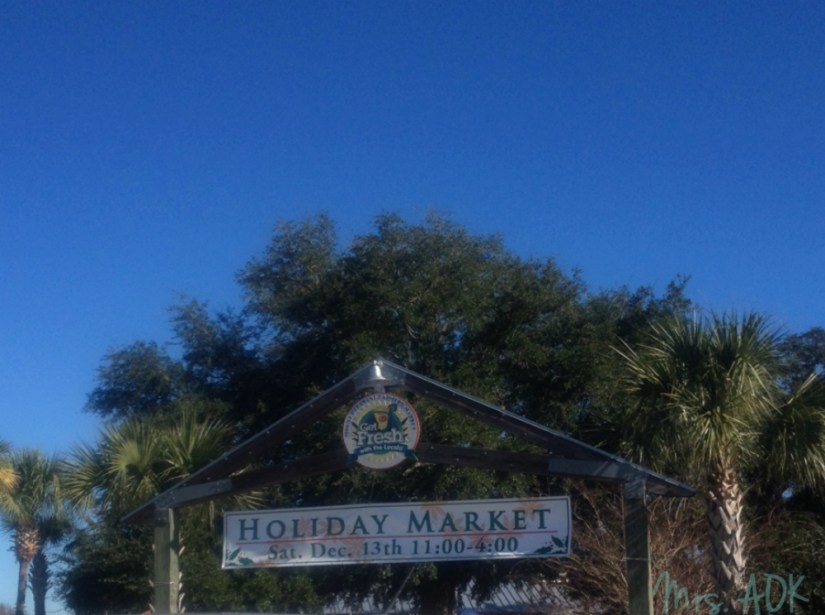 Craft Show Holiday Market South Carolina| Mrs. AOK, A Work In Progress