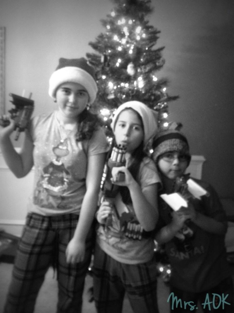 Christmas Gangstas