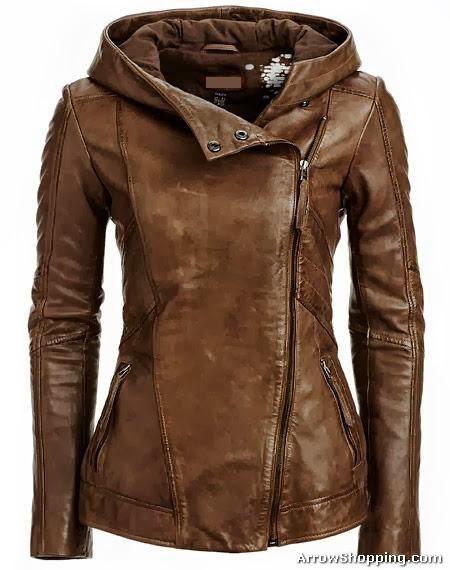 arrow_women_brown_leather_jacket_ikyt5