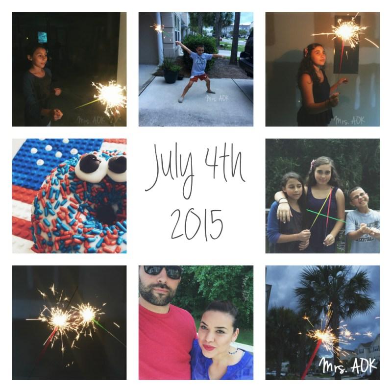 July 4th 2015