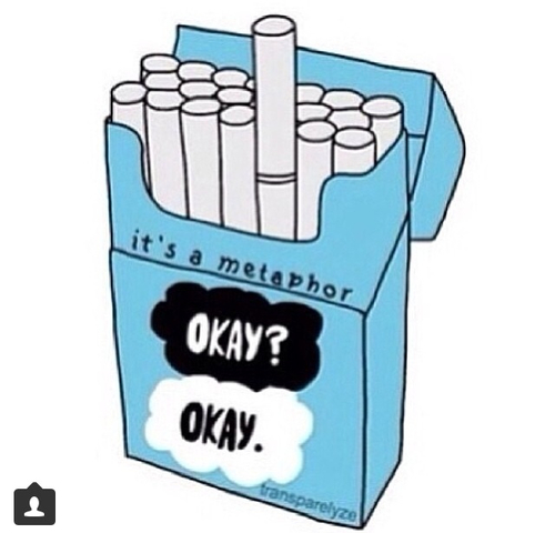 It's a metaphor FIOS