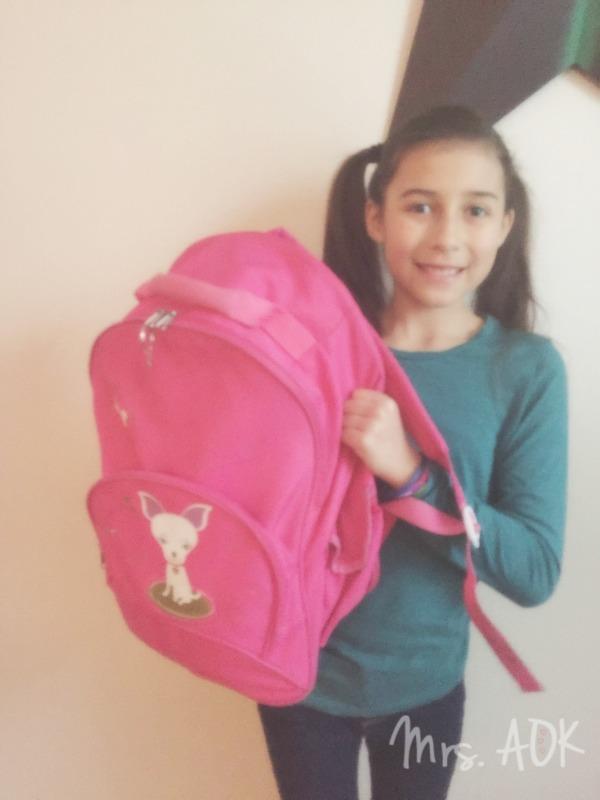 Backpack for Uganda