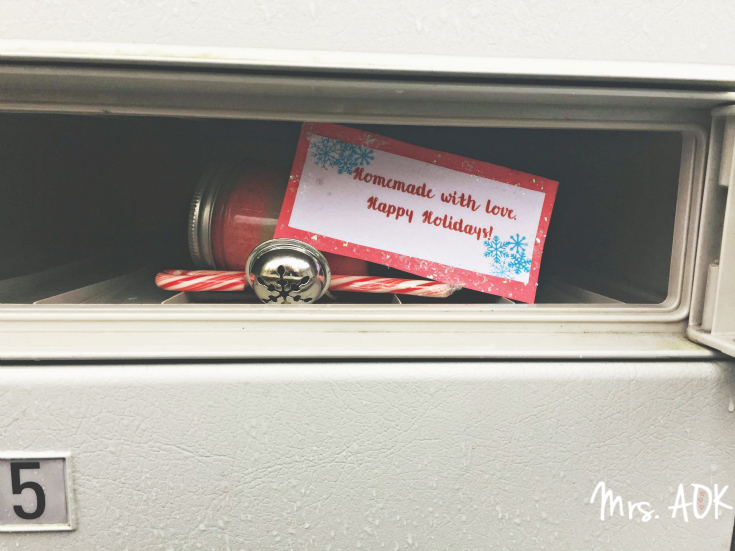 Happy Mail for the Postal Carrier| 12 Days of Kindness