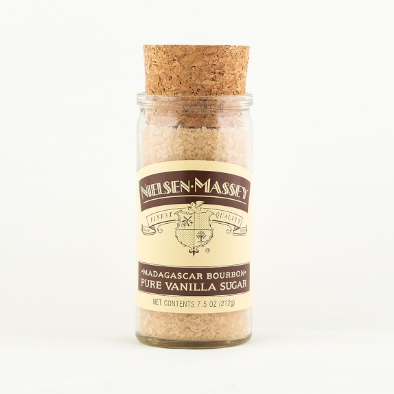 Nielsen-Massey Vanilla Sugar| Coffee Lover Gift Guide