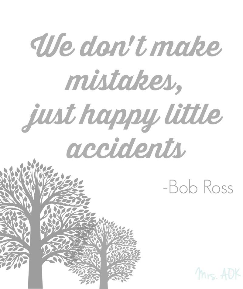 Thank You, Bob Ross| Thank You Notes| Bob Ross