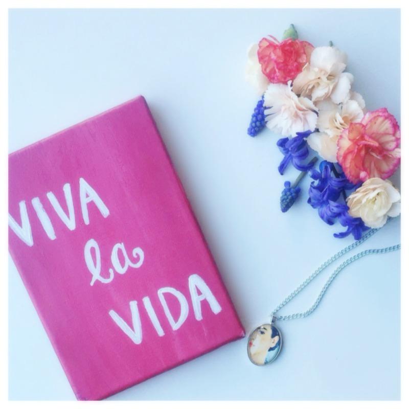 Thank You Notes: One of Rosa's Petals| Viva la Vida!