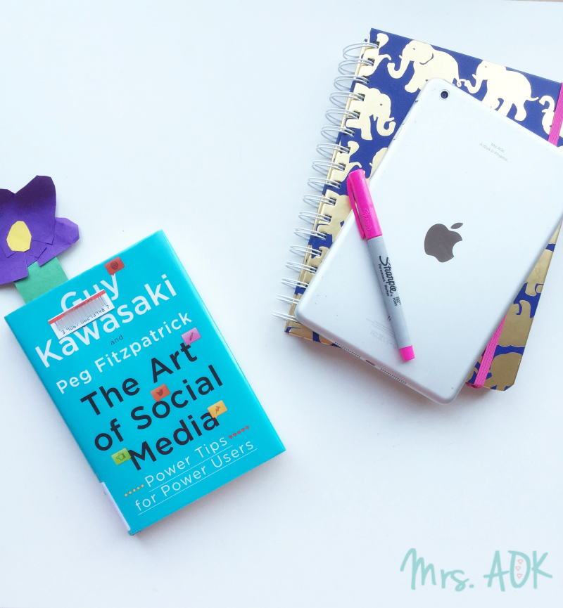 Currently Reading {April} | The Art of Social Media