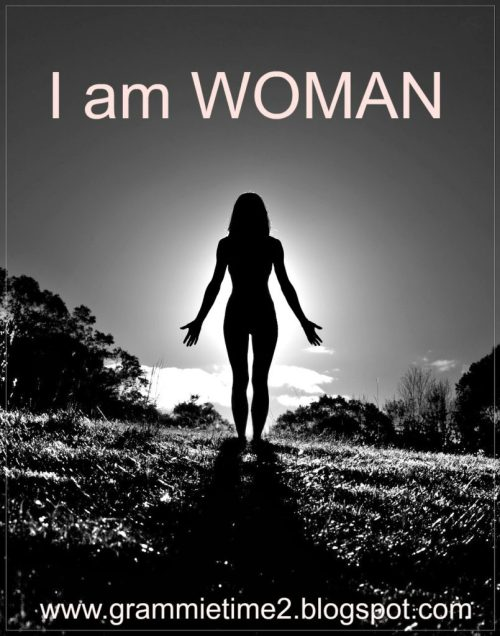 Guest Post for Grammie Time| I Am Woman Series