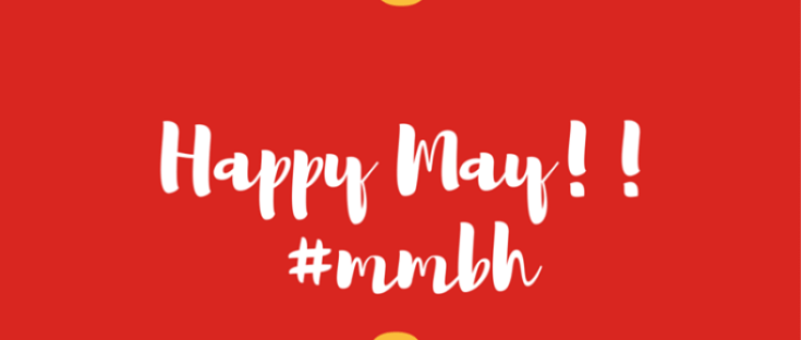 Happy May! Welcome to the Mommy Monday Blog Hop