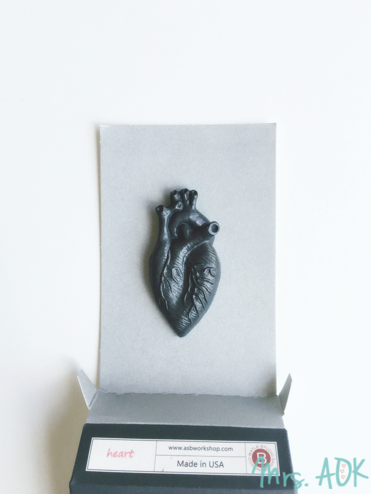 Creatives Box Swap Reveal  Heart Pencil :)