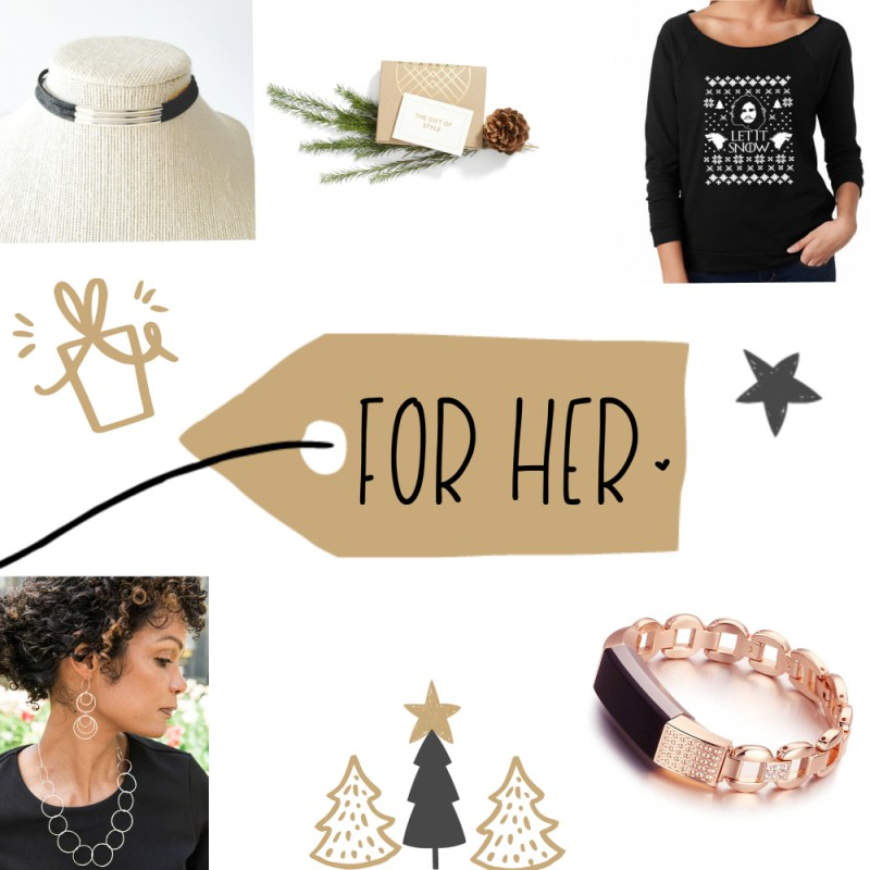 Day 3 of 12 Days of Blogmas: A Gift Guide For Everyone!! {For Her}