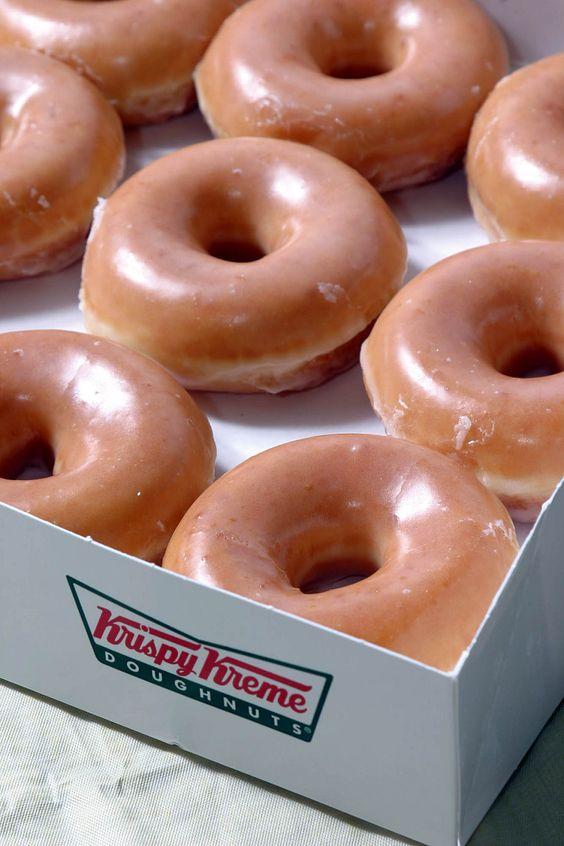 10 Donuts I Want In My Belly Right NOW!! Krispy Kreme Copycat Recipe