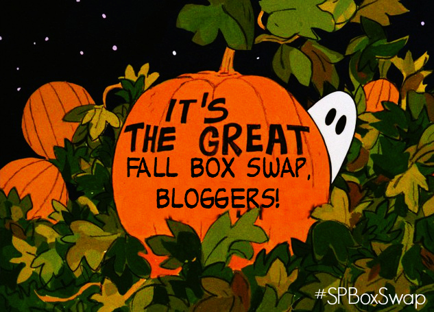 It's the great fall box swap, bloggers! Come join the fall fun and signup to swap happy {fall} mail with other bloggers. :)