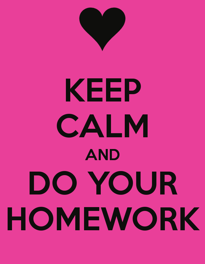 People willing to do homework for me