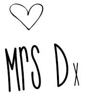Mrs d signature