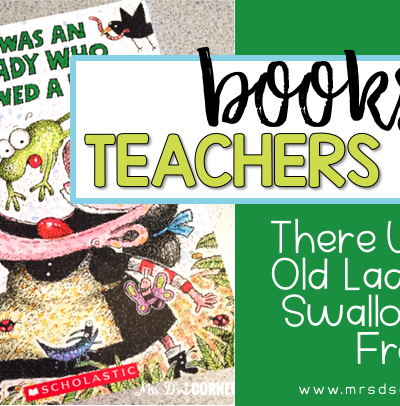 there was an old lady who swallowed a frog book companion