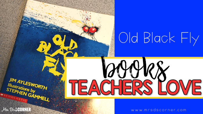 Old Black Fly ( Books Teachers Love )