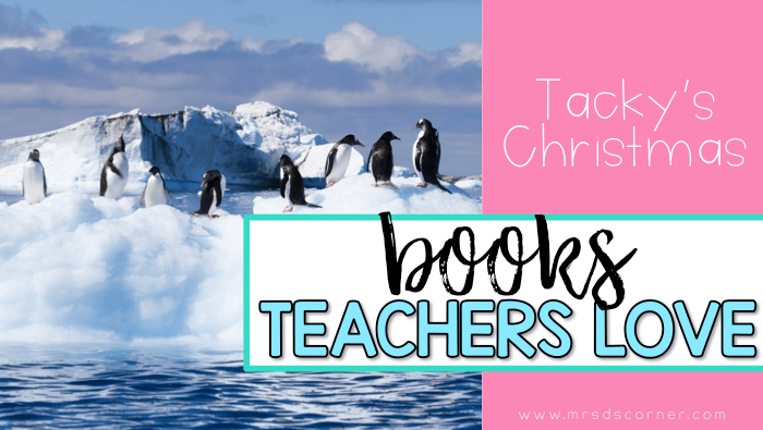 Tacky the Penguin Tacky's Christmas lesson ideas