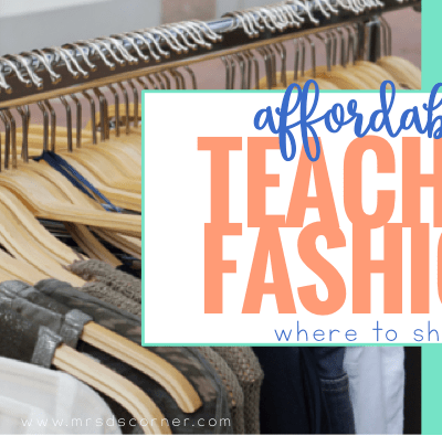 Affordable Teacher Fashion hangers in shop