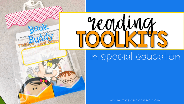 Reading Toolkit – Meet the Needs of All Readers at Home
