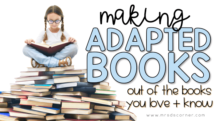 Adapting Children's Books for Kids with Special Needs