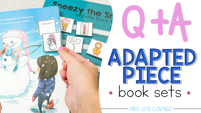 Adapted Piece Book Set Q&A