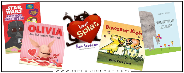 25 valentine's day books about friendship and love, perfect read alouds for any classroom. Blog post at Mrs. D's Corner.