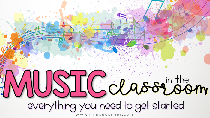 Music in the Classroom: Put a BOOM in Your Room