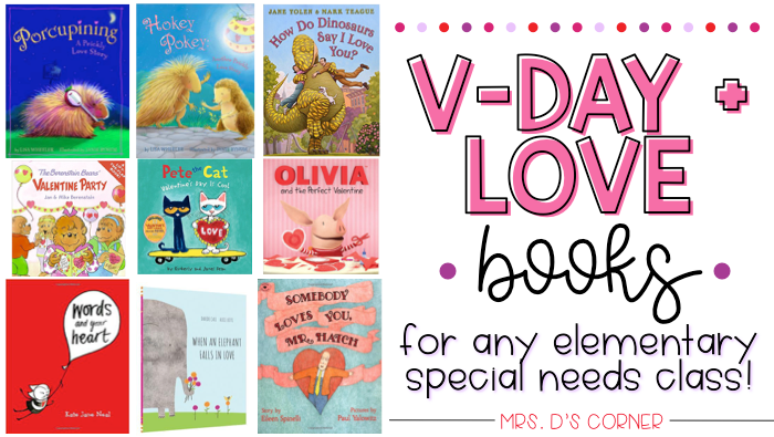 25 Valentine's Day Books for Any Classroom