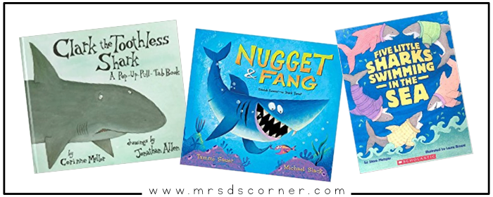 "These books about sharks are informative, somewhat intense, but so important. Sharks are the biggest part of the ocean ecosystem, and sharks need our help. Sharks aren't the ""bad guys"" you see portrayed in the movie Jaws or the highly comedic Sharknado, and I am on a mission to change how my students view sharks... starting with these books. Blog post at Mrs. D's Corner."