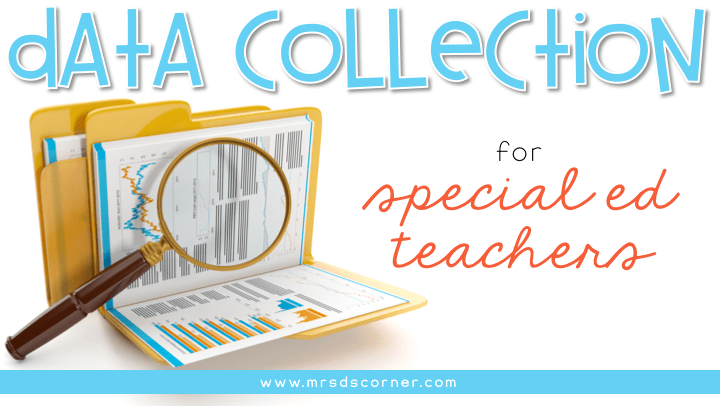 Report Supply Of Special Ed Teachers On >> Data Collection For Special Ed Teachers Mrs D S Corner