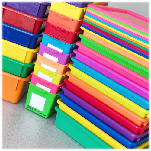color code your classroom