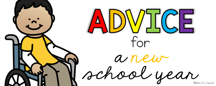 first year teacher tips and tricks - advice for a new school year or new school