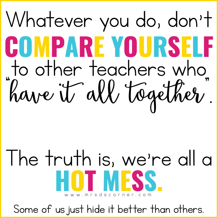 busy teacher life quote 1